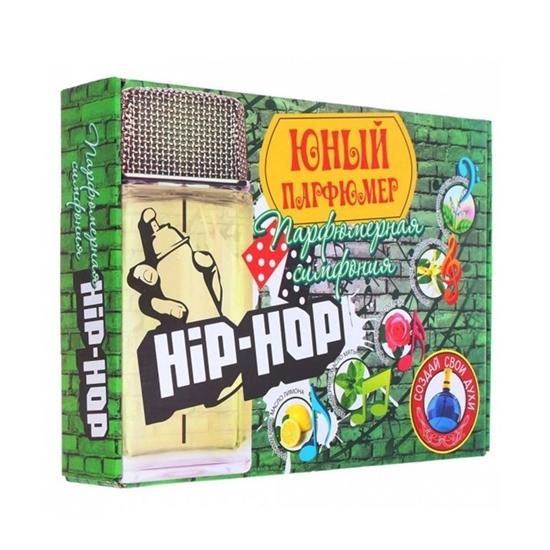 Набор для создания духов «Парфюмерная симфония» - Хип-хоп
