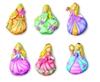 Набор для творчества -Фигурки из формочки Принцесса