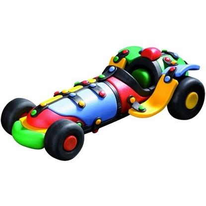 """Конструктор MIC-O-MIC: """"Автомобиль гоночный"""""""