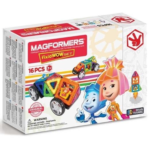 "Магнитный конструктор Magformers ""Fixie Wow set"""