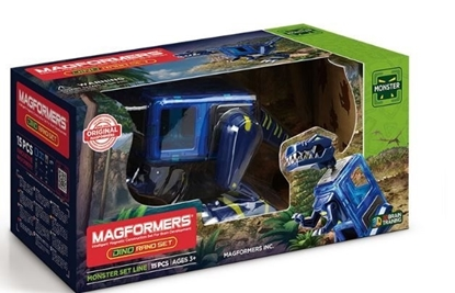 """Магнитный конструктор Magformers """"Dino Rano Set 15P"""""""