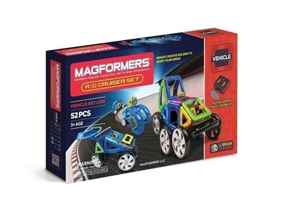 Магнитный конструктор Magformers RC custom set (52 дет)