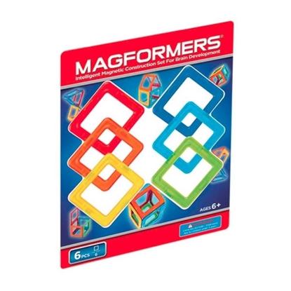 Магнитный конструктор Magformers 6