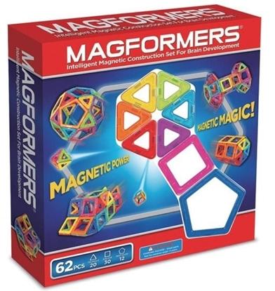 Магнитный конструктор Magformers 62
