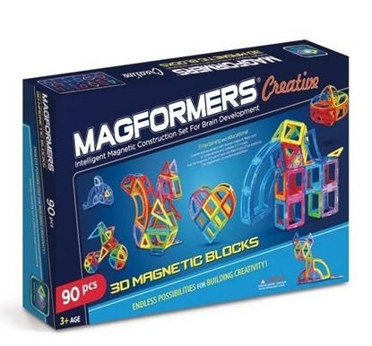 Магнитный конструктор Magformers Designer Set (62 дет)