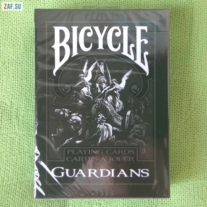 Карты Bicycle Guardians