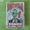Игральные карты Bicycle Zombie (Зомби)