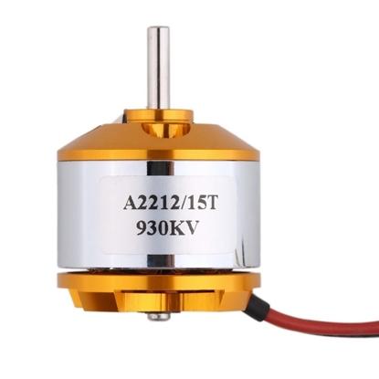 Бесколлекторный двигатель A2212 — 930KV