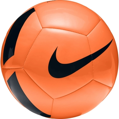 Футбольный мяч Nike Pitch Team Training Football Orange