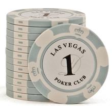 Изображение Фишки для покера Las Vegas, 14 г, номинал 1