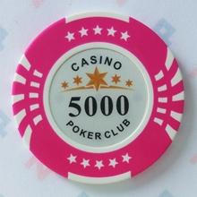 Изображение Фишки для покера CASINO, 14 г, номинал 5000