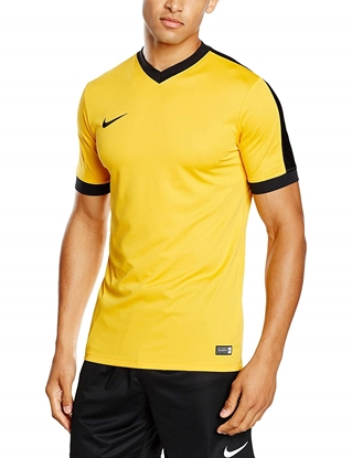 Футболка Nike Striker IV, жёлтый/чёрный