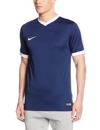 Футболка Nike Striker IV, тёмно-синий/белый
