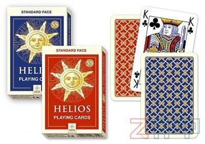 Picture of Игральные карты — Гелиос Helios (55 карт), Трефл Trefl