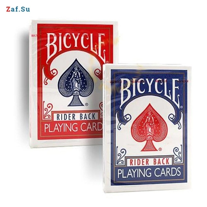 Picture of Игральные карты Bicycle Rider Back (USPCC), пр-во США