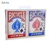 Picture of Игральные карты Bicycle Rider Back Jumbo Index (USPCC), пр-во США
