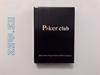 Picture of Игральные карты для покера POKER CLUB, 100% пластик