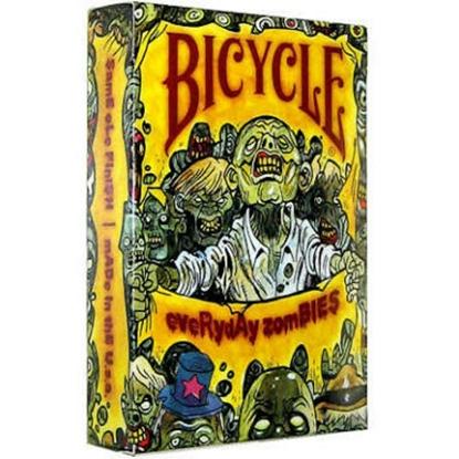 """Изображение Повседневная колода """"Зомби"""" Everyday Zombie Bicycle, USPCC"""