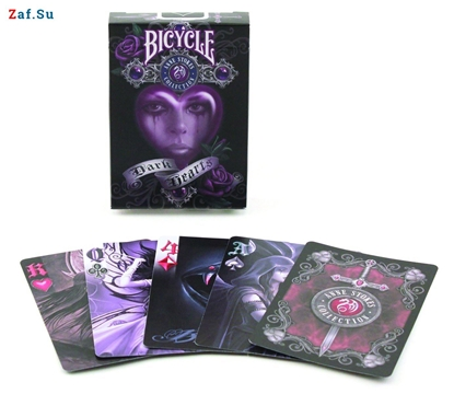 Picture of Карты Bicycle Anne Stokes