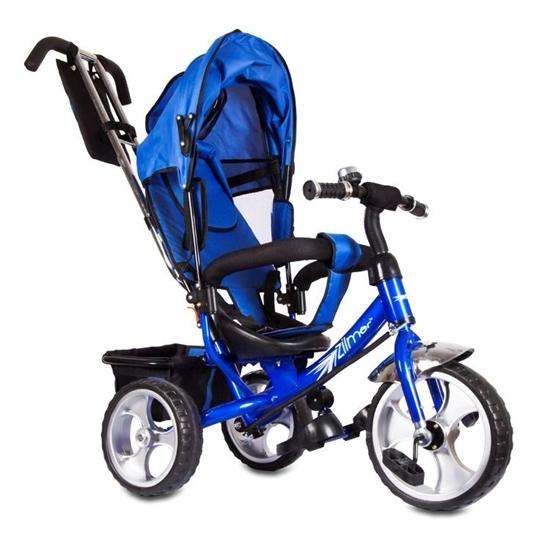 Picture of Велосипед Zilmer «Голд Люкс» синий