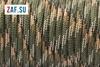 Изображение Паракорд, военный зелёный камуфляж (3,5 мм), 30 метров