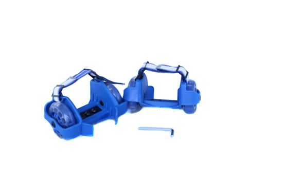 Picture of Ролики-накладки Zilmer «Старт» синий