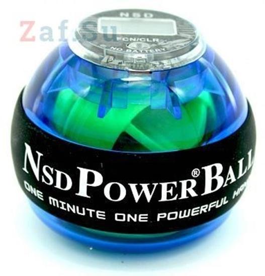 Изображение Кистевой тренажер Powerball Endless Power, эспандер