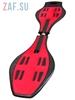 Picture of Двухколесный Скейт — Waveboard Street Hit, красный