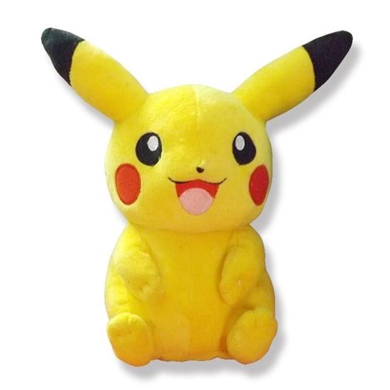 Picture of Мягкая игрушка Покемон Пикачу (20 см)