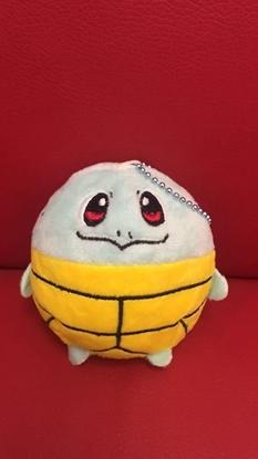 Picture of Мягкая игрушка Покемон Сквиртл (10 см), цвет голубой