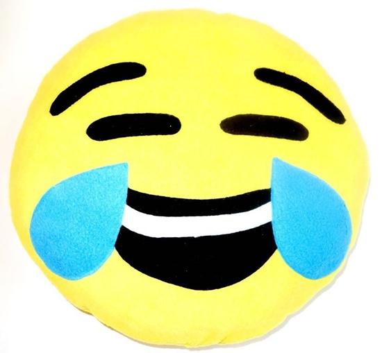 Picture of Подушка смайлик «Смех до слез»