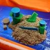 Изображение Набор формочек «Castle Molds» Кинетический песок (Kinetic Sand)