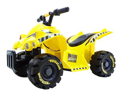 Picture of Электроквадроцикл Zilmer «Рейнджер-1204В» жёлтый