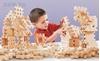 Изображение Деревянная развивающая игра Пелси «Домино классическое»