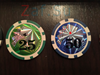 Изображение Набор для покера Royal Flush GL на 100 фишек (в черном кожаном кейсе)