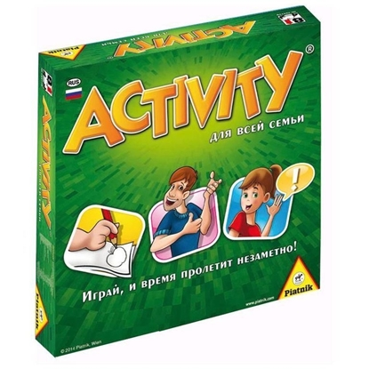 Picture of Игра PIATNIK Activity для всей семьи