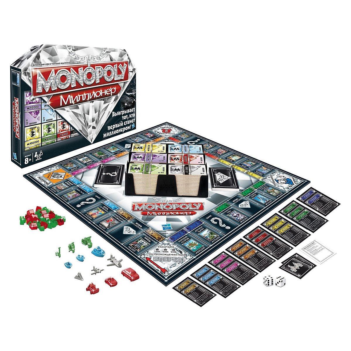 Монополия игра картинка