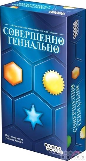 Picture of Настольная игра: Совершенно Гениально