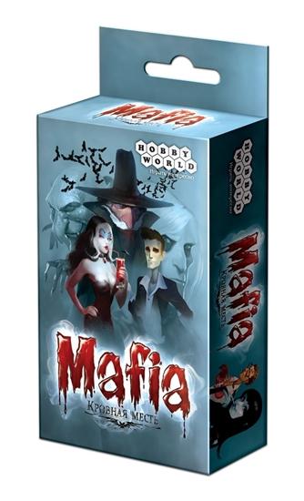 Изображение Настольная игра: Мафия. Кровная месть