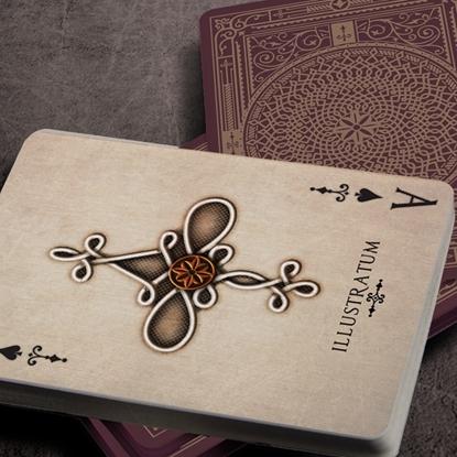 Игральные карты «Inception», иллюстрированное издание