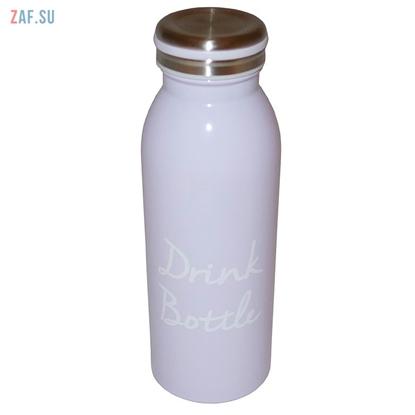 Изображение Термос Drink Bottle лавандовый, 450 мл, арт. TS-814T