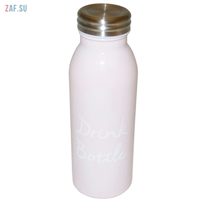 Изображение Термос Drink Bottle розовый, 450 мл, арт. TS-817T
