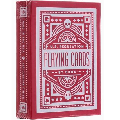 Игральные карты «Красное Колесо», Art of Play