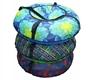 """Санки надувные """"Тюбинг"""" (диаметр 1.1 м, синий цвет)"""