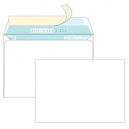 Почтовый конверт С6 БИЗНЕССПОСТ, со стрипом, 1000 шт.