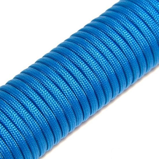 """Паракорд 550,  небесно - голубой """"Skyblue"""" (4 мм), 30 метров"""