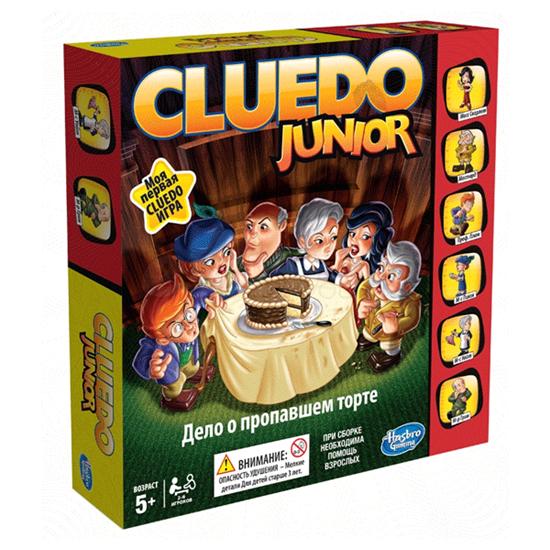 Настольная игра: Мое первое Клуэдо