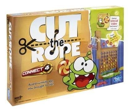 Настольная игра: Собери 4, Cut the rope