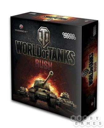 Настольная игра: World of Tanks Rush