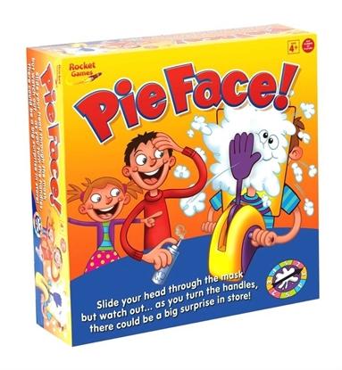 Настольная игра: Пирог в лицо (Китай)